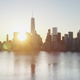 New York Sunrise - VideoHive Item for Sale