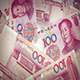 Chinese Yuan Banknotes Rotating - VideoHive Item for Sale