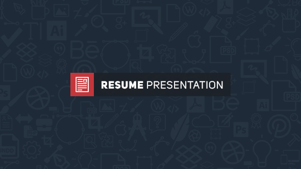 Play Preview Video  Resume Presentation
