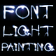Light Painting Font - VideoHive Item for Sale