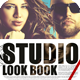 Katingan ~ Studio Lookbook Template - GraphicRiver Item for Sale