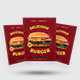 Delicious Burger Flyer - GraphicRiver Item for Sale