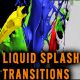 Liquid Splash Transitions