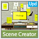 Mock-up Creator / Hero Desktop  - GraphicRiver Item for Sale