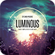 Luminous CD Cover Artwork - GraphicRiver Item for Sale