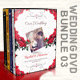 Wedding DVD Bundle 3