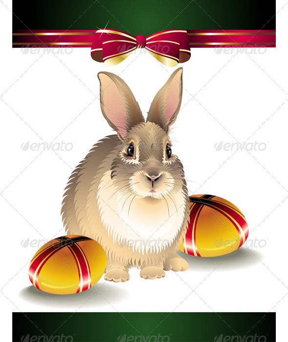 Easter Rabbit - Seasons/Holidays Conceptual