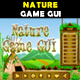Nature Game GUI - GraphicRiver Item for Sale