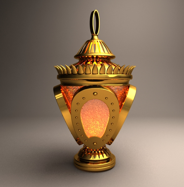 ramadan Lantern 5 - 3DOcean Item for Sale