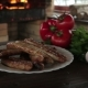 Grilled Sausages On Charcoal - VideoHive Item for Sale