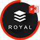 ROYAL - Powerpoint Pitch Deck Templates - GraphicRiver Item for Sale