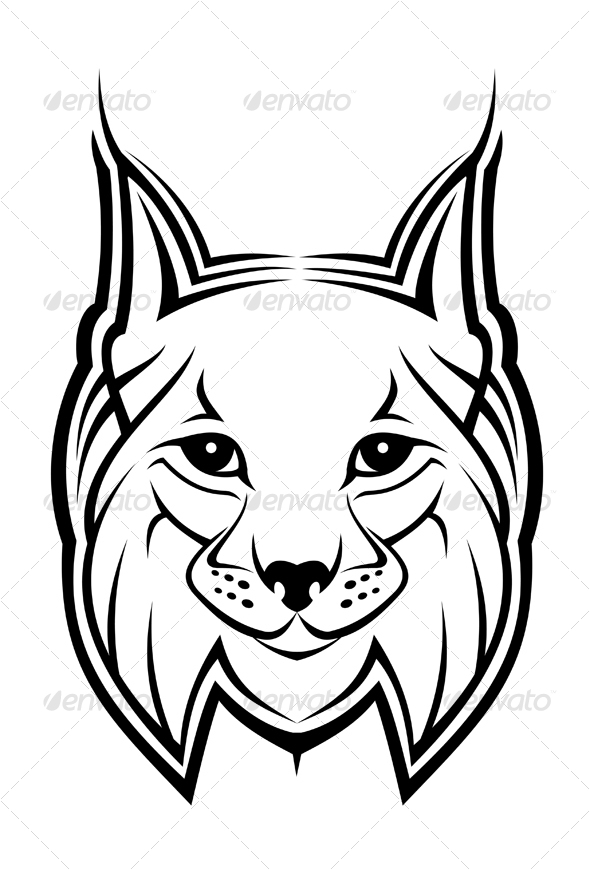 Lynx mascot - Animals Characters