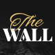 The Wall - Photography WordPress Theme Nulled