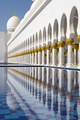 Sheikh Zayed Mosque in Abu Dhabi - PhotoDune Item for Sale