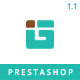 Ganzy -  Furniture Prestashop Theme with Blog - ThemeForest Item for Sale