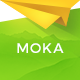 Moka - Modern Email & Newsletter Template - GraphicRiver Item for Sale