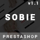 Sobie - Fashion Shop Prestashop Theme with Blog Nulled