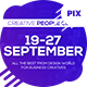 Creative People Event - VideoHive Item for Sale