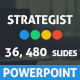 Strategist Powerpoint Template - GraphicRiver Item for Sale