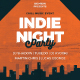 Indie Night Party Flyer