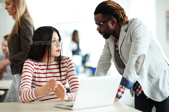 Modern business people - Stock Photo - Images