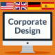 Corporate (Graphic) Design Explainer - VideoHive Item for Sale