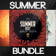 Summer Bundle V2 - GraphicRiver Item for Sale
