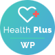 Health Plus – Health & Clinic WordPress Theme