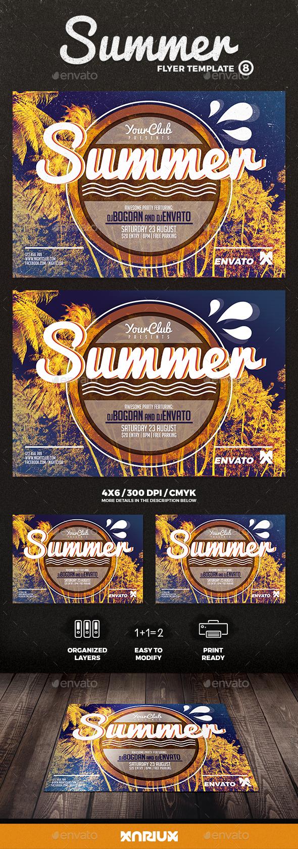 Summer Flyer 8