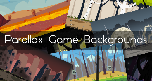 Parallax Game Backgrounds
