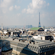 Paris's Roof from the Galerie Lafayette  - VideoHive Item for Sale
