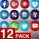 Social Network Lower Third - VideoHive Item for Sale