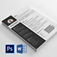 Simple Clean Resume - GraphicRiver Item for Sale