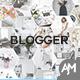Elegant Blogger Hive - VideoHive Item for Sale