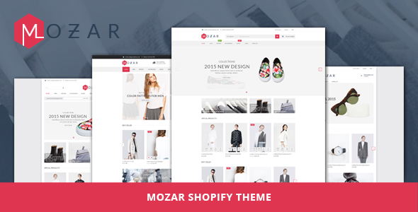 Image of Mozar - Shopify Theme
