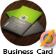 Corporate Creative Clean Business Card - GraphicRiver Item for Sale