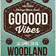Good Vibes Flyer Poster - GraphicRiver Item for Sale