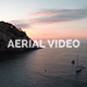 Aerial Video of a Sunrise in Spain - VideoHive Item for Sale