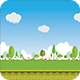 Way To Nature - Game Background  #29 - GraphicRiver Item for Sale