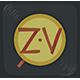 Technology Atmospheric Glitch Logo
