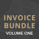 Invoice Bundle Vol. 1 - GraphicRiver Item for Sale