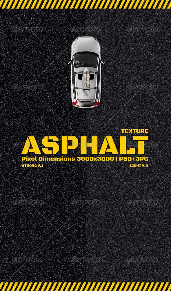 Asphalt - Patterns Backgrounds