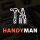 Handyman Services - Responsive Joomla Template - ThemeForest Item for Sale