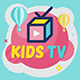 Kids Tv - Broadcast / Social Channel Design - VideoHive Item for Sale
