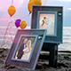 Photo Gallery on a Sunset - VideoHive Item for Sale