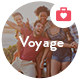 Voyage - A Modern Travel, Tour and Booking Theme - ThemeForest Item for Sale