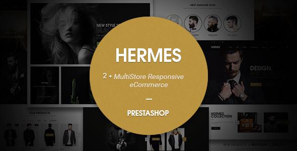 Hermes Responsive Prestashop Theme