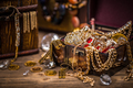 Pirate treasure chest - PhotoDune Item for Sale