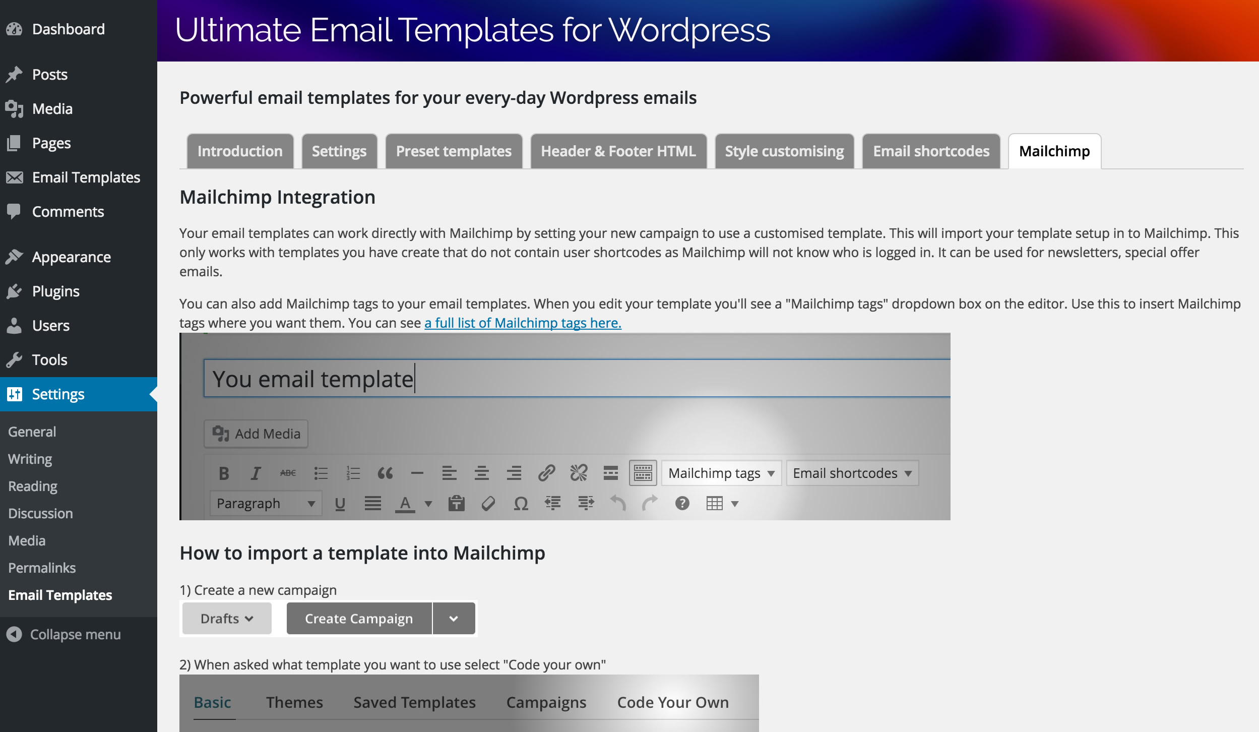free html email template code - pacq.co