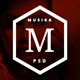 Musika - Music PSD Template Nulled